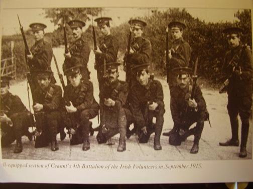 4th Batallion Eamonn Ceannt